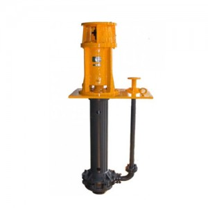 Vertical Centrifugal Slurry Pumps, corrosion resistance and erosion resistance cantilever pumps